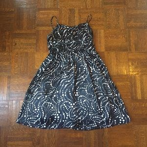 Other - Polka dot formal dress